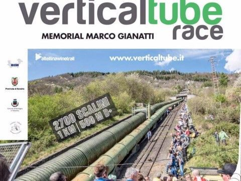 Valtellina Vertical Tube Race 2017, classifiche e tempi