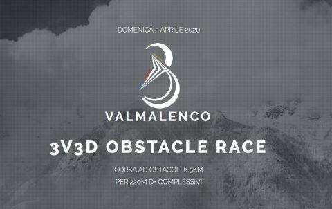 3v3d Obstacle Race - Valmalenco