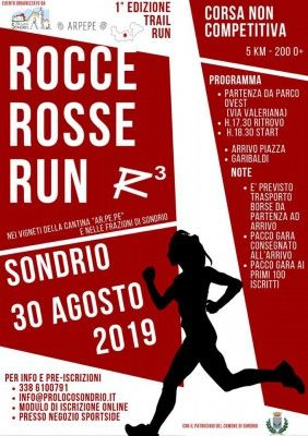 Rocce Rosse Run