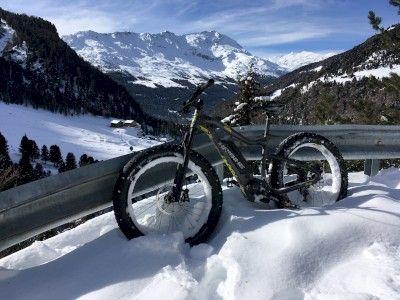 Noleggio Fat Bike in Alta Valtellina