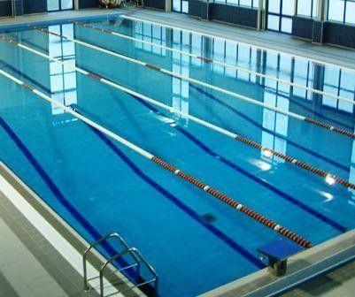Nuova piscina di Morbegno